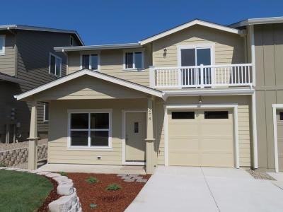 Jackson County, Josephine County Condo/Townhouse For Sale: 278 Dunthorpe Drive