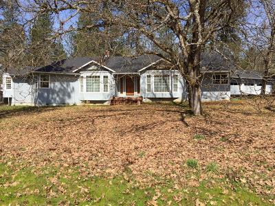 Grants Pass OR Single Family Home For Sale: $489,000