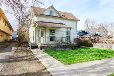 Ashland Single Family Home For Sale: 69 California Street