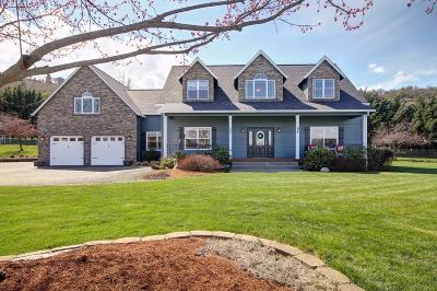 Medford Single Family Home For Sale: 4491 Pioneer Road