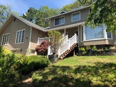 Single Family Home For Sale: 1628 NE Terrace Drive
