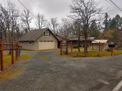Josephine County Single Family Home For Sale: 1502 Pleasant Valley Road