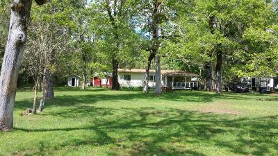 Jackson County, Josephine County Single Family Home For Sale: 3645 Dick George Road