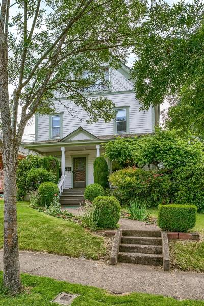 Ashland Single Family Home For Sale: 193 Morton Street