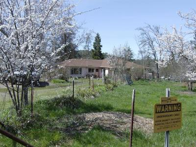 Grants Pass Single Family Home For Sale: 3090 Cloverlawn Drive