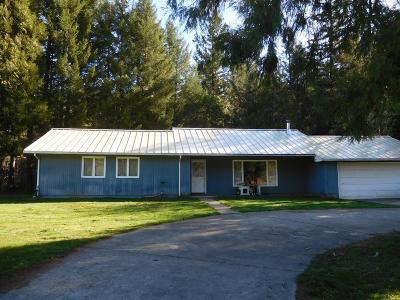 Josephine County Single Family Home For Sale: 1480 Thompson Creek Road