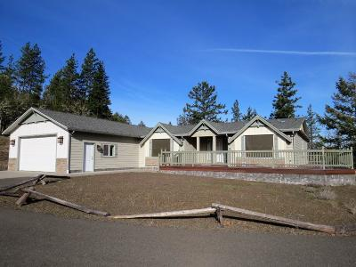 Jackson County, Josephine County Single Family Home For Sale: 7300 Lost Creek Road