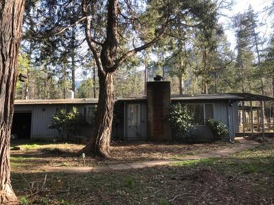 Josephine County Single Family Home For Sale: 2929 Fish Hatchery Road