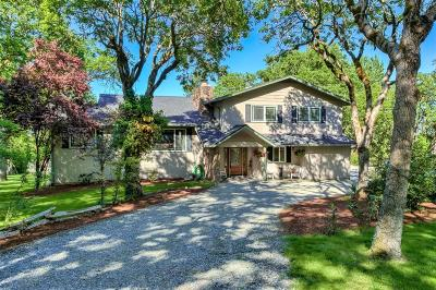 Central Point Single Family Home For Sale: 4110 Old Stage Road
