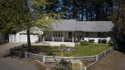 Jackson County, Josephine County Single Family Home For Sale: 500 Sherwood Avenue