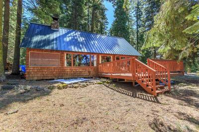 Ashland Single Family Home For Sale: 4 E Hyatt Lake Road