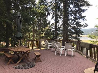 Ashland Single Family Home For Sale: 5560 E Hyatt Lake Road