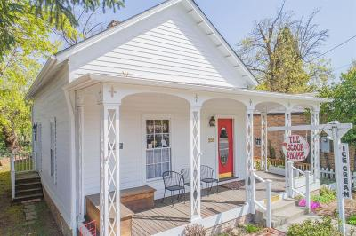 Jacksonville Single Family Home For Sale: 235 E California Street