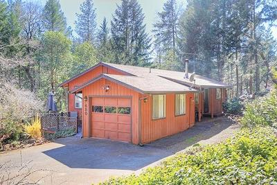 grants pass Single Family Home For Sale: 430 W Pickett Creek Road