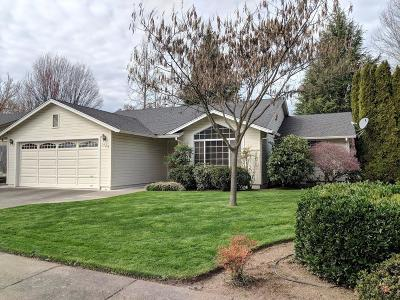 Medford OR Single Family Home Sold: $267,500