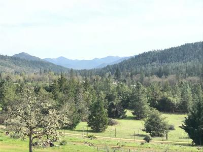 Rogue River Residential Lots & Land For Sale: 2585 Evans Creek Road