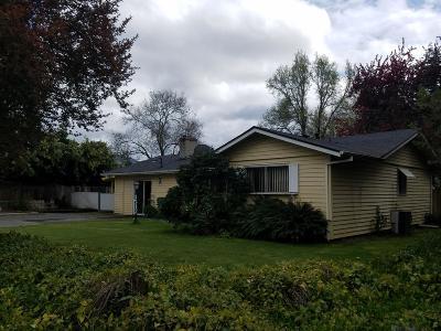 Grants Pass Single Family Home For Sale: 1517 Jordan Street