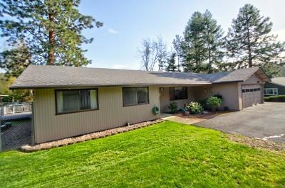 Single Family Home For Sale: 1452 Angelcrest Drive