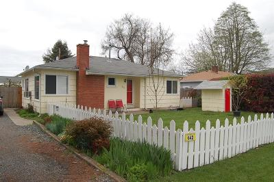 Josephine County Single Family Home For Sale: 642 Lincoln Road