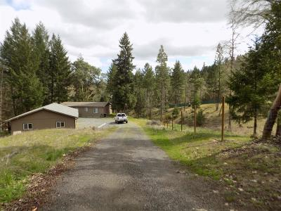 Jackson County, Josephine County Single Family Home For Sale: 1911 Sykes Creek Road