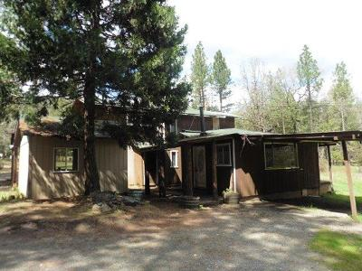 Merlin, Sunny Valley, Wimer, Rogue River, Wilderville, Grants Pass, Murphy, Wolf Creek, Hugo Single Family Home For Sale: 4015 Pleasant Creek Road