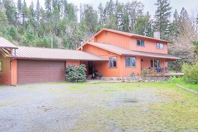 Rogue River Single Family Home For Sale: 678 Covered Bridge Road