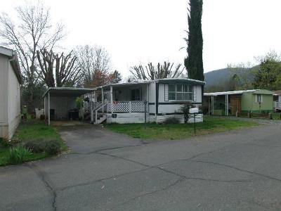 Cave Junction Mobile Home For Sale: 222 Ollis Road #5