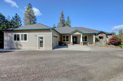 Jackson County, Josephine County Single Family Home For Sale: 3607 Galls Creek Road