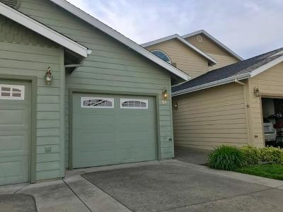 Medford OR Single Family Home For Sale: $195,000