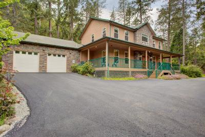 Grants Pass Single Family Home For Sale: 5005 Rogue River Highway