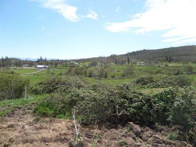 Jackson County, Josephine County Residential Lots & Land For Sale: Butte Falls Highway