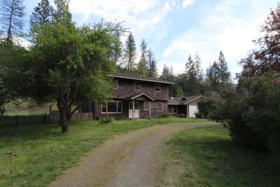 Jackson County, Josephine County Single Family Home For Sale: 2861 Thompson Creek Road