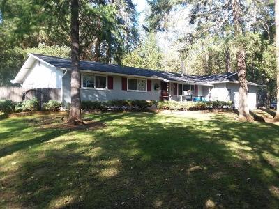 Grants Pass Single Family Home For Sale: 964 E Jones Creek Road