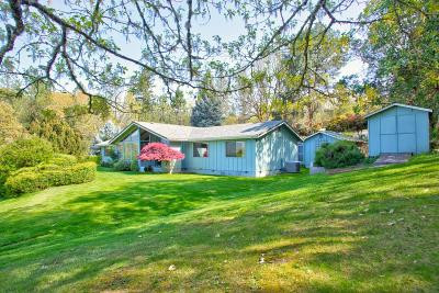 Grants Pass Single Family Home For Sale: 250 Sky Crest Drive