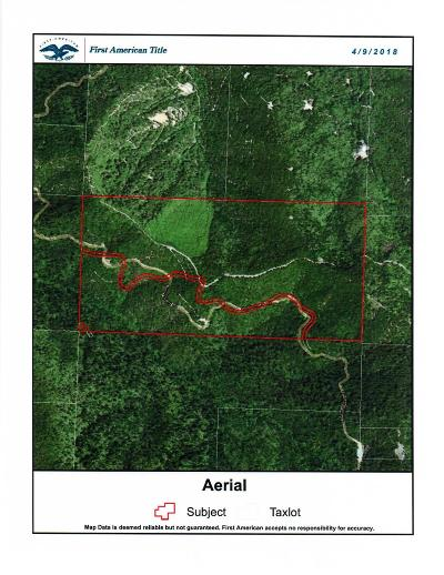Josephine County Residential Lots & Land For Sale: Cheney Creek Road