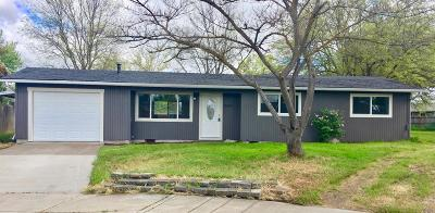 White City Single Family Home For Sale: 2657 Carr Street
