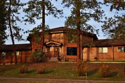 Jackson County, Josephine County Single Family Home For Sale: 9655 Highway 140