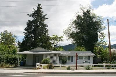 Grants Pass Single Family Home For Sale: 1879 Drury Lane