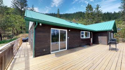 Grants Pass Single Family Home For Sale: 1269 Pickett Creek Road