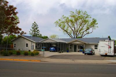 Jackson County, Josephine County Single Family Home For Sale: 369 2nd Street