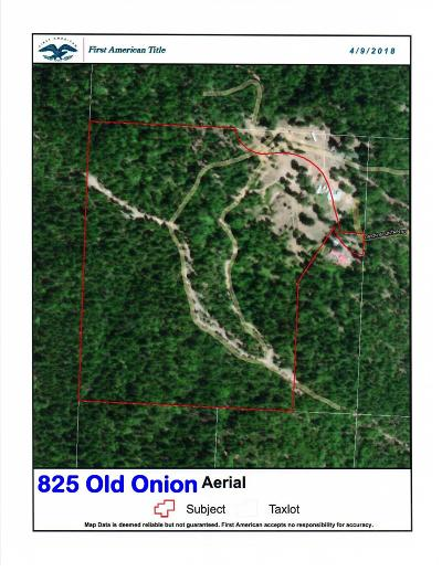 Selma, Wilderville Residential Lots & Land For Sale: 848 Old Onion Mountain Road