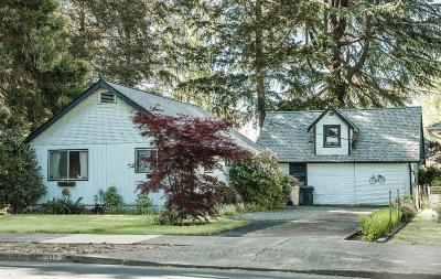 Merlin, Sunny Valley, Wimer, Rogue River, Wilderville, Grants Pass, Hugo, Wolf Creek, Murphy Single Family Home For Sale: 317 NE A Street