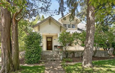 Ashland Single Family Home For Sale: 311 High Street