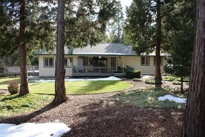 Rogue River Single Family Home For Sale: 4334 Pleasant Creek Road