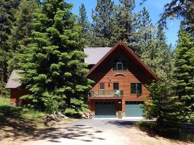 Ashland Single Family Home For Sale: 9555 Mt. Ashland Ski Road