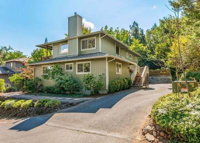 Jackson County, Josephine County Single Family Home For Sale: 532 Altamont Street