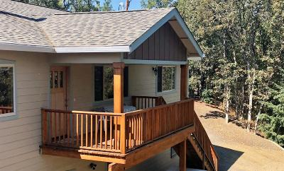 Jackson County, Josephine County Single Family Home For Sale: 1601 Dry Creek Road
