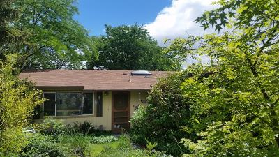 Jackson County, Josephine County Single Family Home For Sale: 8288 Division Road