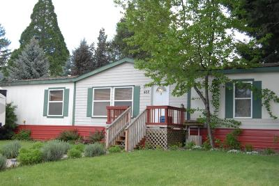Butte Falls Single Family Home For Sale: 422 South Street