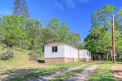 Single Family Home For Sale: 160 S Pass Road